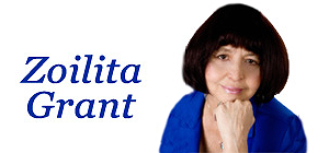 Zoilita Grant, Business and Life Coach